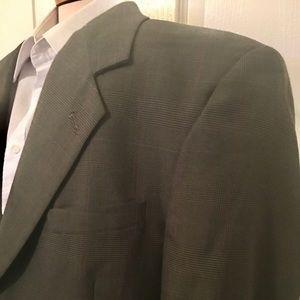 Hardy Amies Men's Suit, 36R